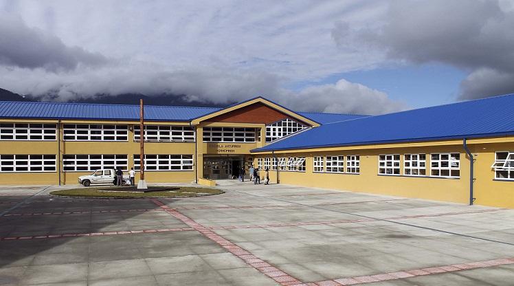 Escuela Antupirén (2)