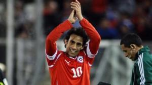 Eliminatorias Mundial 2014    Chile - Perú