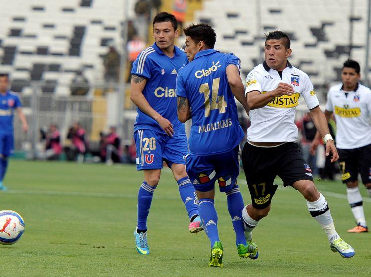 Campeonato Apertura 2013 - 2014 Colo Colo - Universidad de Chile