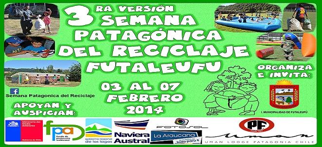 Afiche semana patagonica del reciclaje 2014 (2)