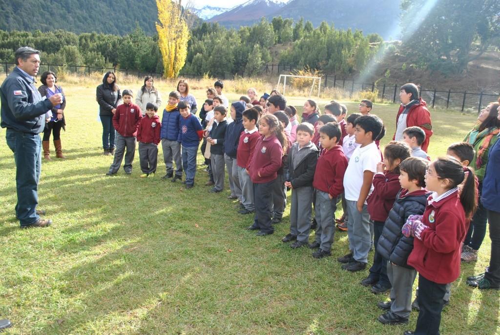 Retroalimentacion comunidad escolar por JUAN PABLO FIGUEROA B