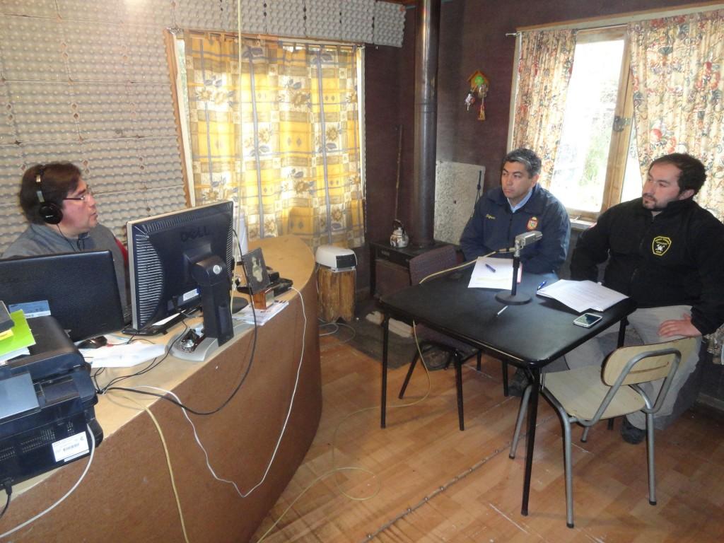 Estudios Radio Estrella del Mar 1