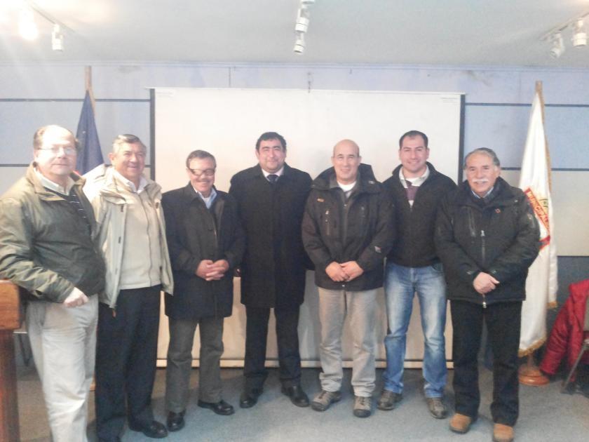Gobernador Alcaldes y Consejeros Prov Palena