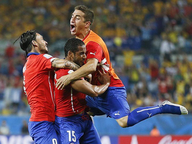 Brazil Soccer WCup Chile Australia