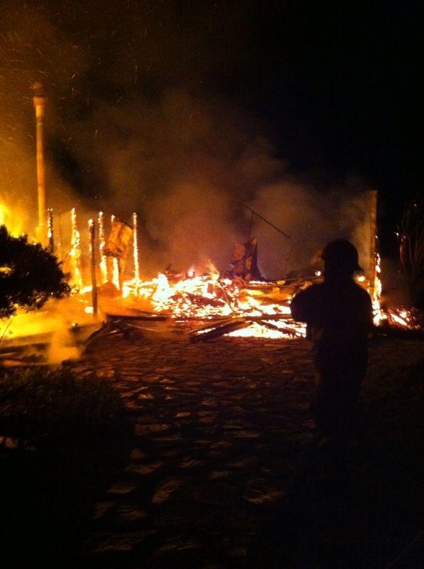 incendio anoche