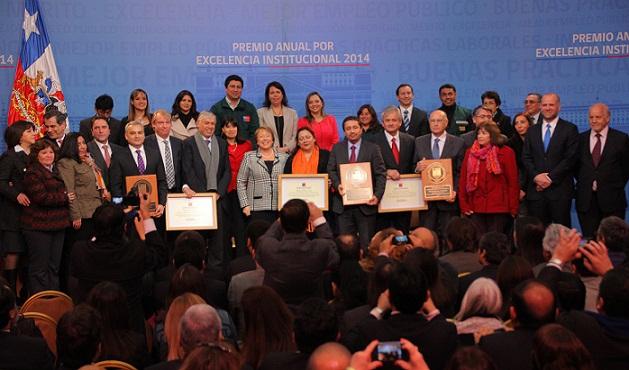 SAG Premio a la Excelencia