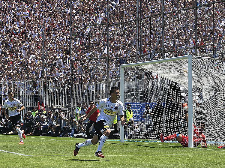Colo Colo  vs  Universidad de Chile