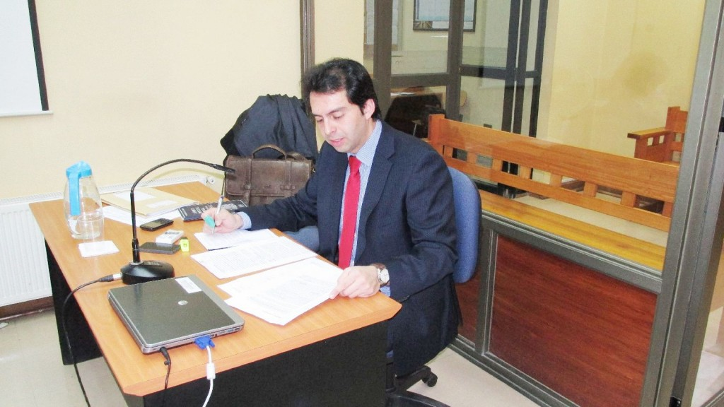 FISCAL GUILLERMO CACERES