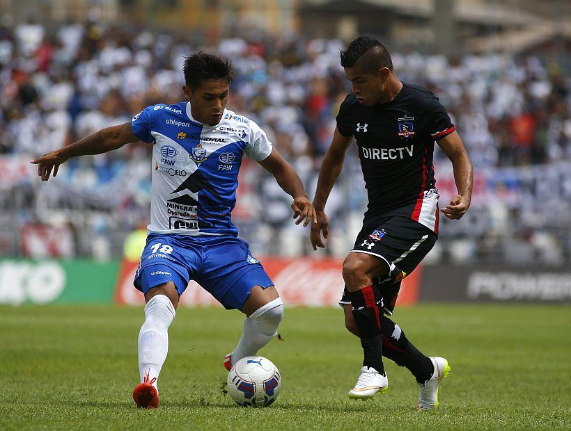 Deportes Antofagasta vs Colo Colo