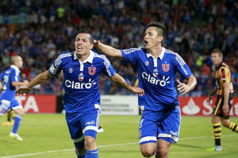 Universidad de Chile vs The Strongest