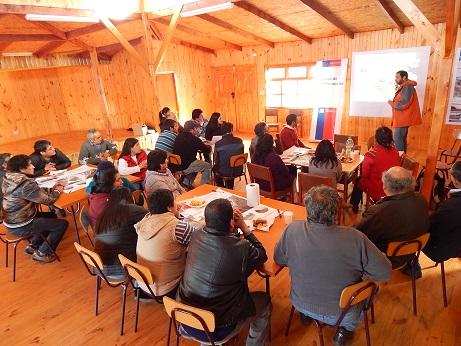 participación ciudadana Chiloé