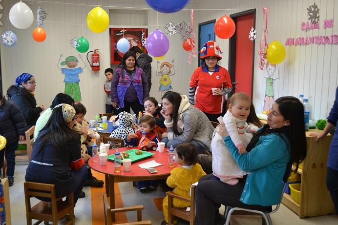 Niños y niñas promueven sus derechos en Jardín Infantil ...