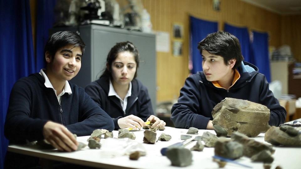 Club de Ciencias Escuela Futaleufú