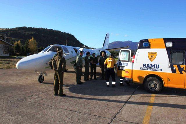 Avion-Ambulancia-traslado-a-Teofilo-Haro