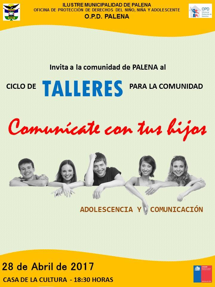 Afiche JPG - Taller 2 - Adolescencia