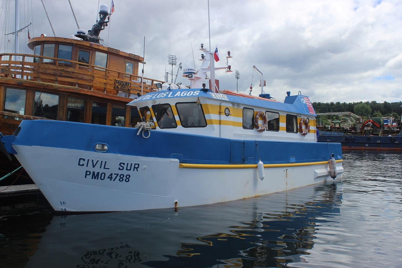 Oficina mar tima del registro civil inicia su primer for Oficina registro civil
